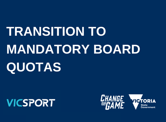 Title tile transition to mandatory board quotas